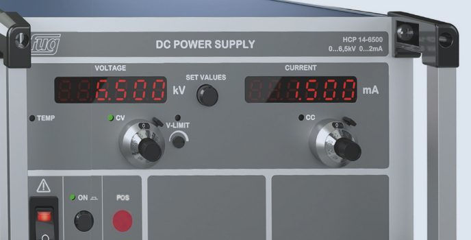 Image detail power supply HCP